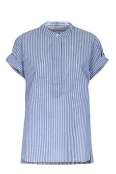 CLOSED Bluse mit Streifen  bei myClassico - Premium Fashion Online Shop