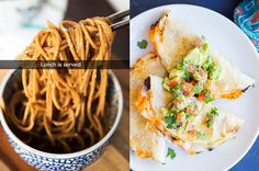 25 Vegetarian Lunches That Aren't Another Boring Salad