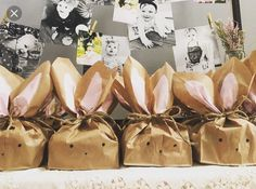 Brown Paper Packages (Bunny Style)