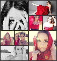 The red dress revisited.  Find your #travelingreddress