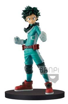 MY HERO AKADEMIE/ FIGUR MIDORIYA IZUKU 16 CM DXF VOL.2 IN SCHACHTEL Anime & Manga