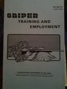 Sniper Training and Employment, a book by Pentagon U.