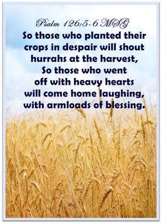 Psalms Verses, Uplifting Bible Verses, Psalm 126 5, Heavy Heart, Encouragement