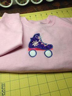 Rollerskate Sweatshirt