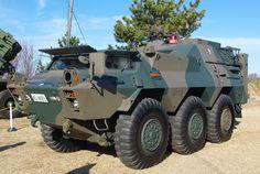 Chemical Reconnaissance Vehicle