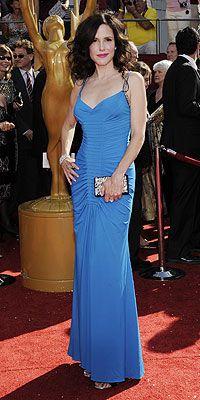 Mary Louise Parker en Roberto Cavalli #Emmys