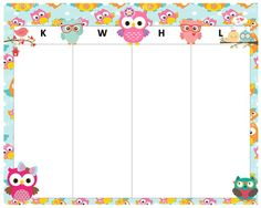 KWHL Table Owls & Birds 30x24 Owl Bird, Owls, Tables, Birds, Mesas, Owl, Bird, Tawny Owl