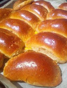 Greek Recipes, Hot Dog Buns, Hamburger, Sweets, Bread, Foods, Drinks, Mini, Food Food