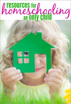 Wondering if you should take the plunge and homeschool your only child? I have a fabulous list of books and resources for homeschooling an only child. Learning Resources, Teacher Resources, Only Child, Homeschool Curriculum, Homeschooling Resources, Tot School, Worksheets For Kids, Home Schooling, Teaching Kids