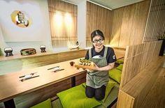 Yuki Zhang ist die Betreiberin des neuen Restaurants Shima Foto: Lichtgut/Leif Piechowski