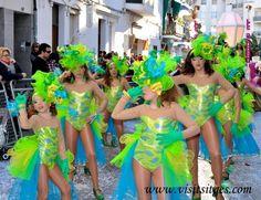 Rua Infantil del Extermini, Sitges Carnaval 2013.