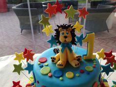 gumpaste leon