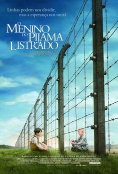 O Menino do Pijama Listrado   (The Boy in the Striped Pyjamas)