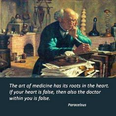 Carl Jung Depth Psychology: Paracelsus Quotations