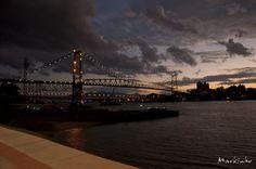 Ponte Hercilio Luz - Florianopolis - Brazil | Fotografia de Markinho | Olhares.com