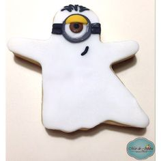 Terminando o dia das crianças, mas já na onda do Halloween, exclusividade do #mardejujuba : FANTASMINION! 👻👻 Óiiinnnn, fala se não é fofooo! 🙈 #halloween #minion #minions #fantasminion #diadasbruxas #october #scary #spooky #boo #scared #candy #creepy #trickortreat #instagood #ghost #holiday #celebrate #bestoftheday #instagood #instamood #fantasma