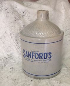 Dating sanford ink bottles
