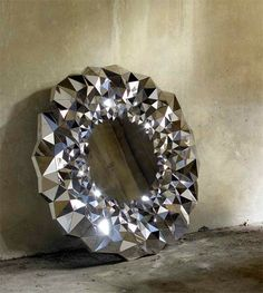 If It's Hip, It's Here: Inspired By Diamonds. The Stellar Mirror By Jake Phipps.