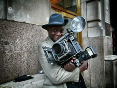 New York - The Photographer by Massimo Giachetti on 500px
