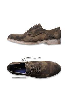 69220d5c4f4 Diesel IRIDIUM Dress shoe - Diesel Official Online Store Zapatos Caballero
