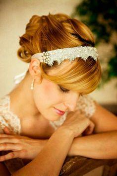 Magnifique headband by SAUTOIR ET POUDRIER <3