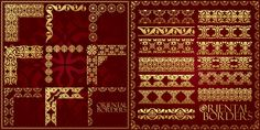 buddhist pattern borders - Google Search Floral Border, Graphic Art, Buddha, Vector Free, Illustration, Pattern, Paintings, Lifestyle, Google Search