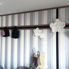 賃貸/マスキングテープ/マスキングテープ 壁/mtマスキングテープ/フランフラン…などのインテリア実例 - 2017-03-19 12:58:31 | RoomClip(ルームクリップ) Airplane Art, Love Design, Masking Tape, Track Lighting, Diy Crafts, Ceiling Lights, Curtains, Display, Interior