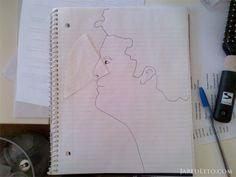 Jamie by Jared Leto ( aka Burt Cubbins) Same Love, Shannon Leto, Jared Leto, Notes, Dali, Madness, Canvas, Artist, Painting