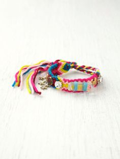 Free People Studded Friendship Bracelet, $9.95
