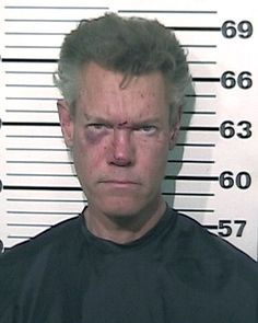 Randy Travis repeat offender
