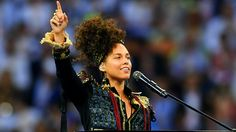 Alicia Keys Launched #NoMakeup Campaign in June and she hopes to start a…