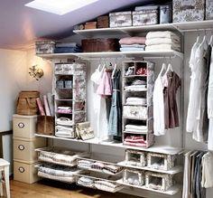 Sácale partido el máximo a tu armario en 10 pasos   Decorar tu casa es facilisimo.com