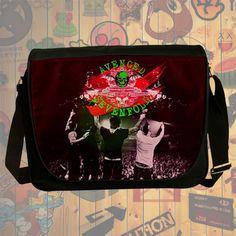 """NEW Custom : Avenged Sevenfold 14"""" Messenger School Laptop Bag By Gift Ideas #10"""