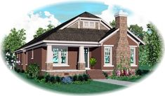 House Plan 47999 at FamilyHomePlans.com