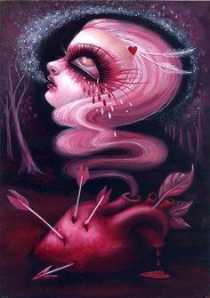 """Lilith's Final Exhale"" by JennyBird Alcantara"