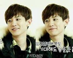 Dimple yeol yeollie~ (CHANYEOL)