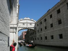 Have to start with the Bridge of Sighs I suppose Venice, Bridge, Louvre, Building, Travel, Viajes, Buildings, Traveling, Trips