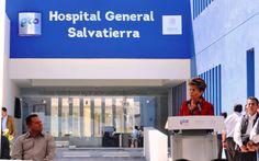 Inauguran Hospital General de Salvatierra, Guanajuato - http://plenilunia.com/noticias-2/inauguran-hospital-general-de-salvatierra-guanajuato/27172/
