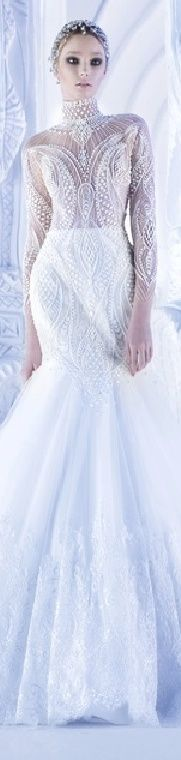 Michael Cinco Spring 2013 | Ethereal Beauty ❤