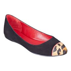 Nine West: Flats & Ballerinas > Siteseeing - cap toe flat