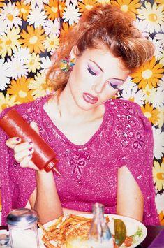 Bridget by Ellen von Unwerth, 1995