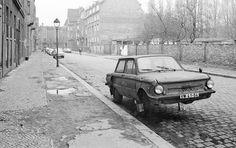 Halle in der DDR 1985