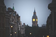 A breathtaking view from Trafalgar Square by Giuseppe Parisi on 500px