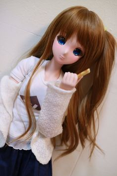 Smart Doll Mirai Suenaga by yossy_325