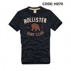 ba1868eef10 US AF Abercrombie   Fitch HCO Hollister Surfer Sport Men T-shirt Fashion M-