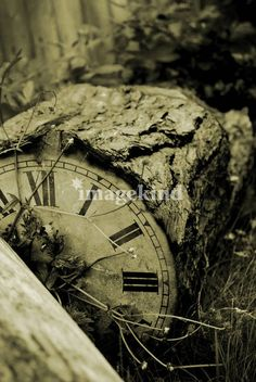 """""""A Stopped Clock..."""" by Shoi Images, Birmingham //  // Imagekind.com -- Buy stunning, museum-quality fine art prints, framed prints, and canvas prints directly from independent working artists and photographers."""