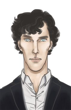 Sherlock ♥ - enerJax (BenLocks - A Study In Hair) Really, these are the most amazing .gifs!!!!