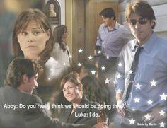 Abby and Luka