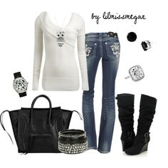 This outfit makes me wanna go shoppin :)