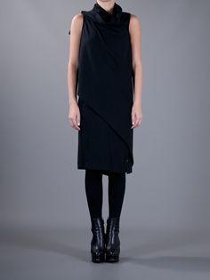 ANN DEMEULEMEESTER - Wrap Dress